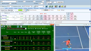 Free Tennis trading guide worth £19.99