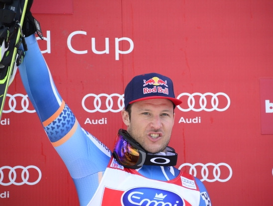 Aksel Lund Svindal: the coming force in men's skiing, he has a number of chances to medal in Sochi