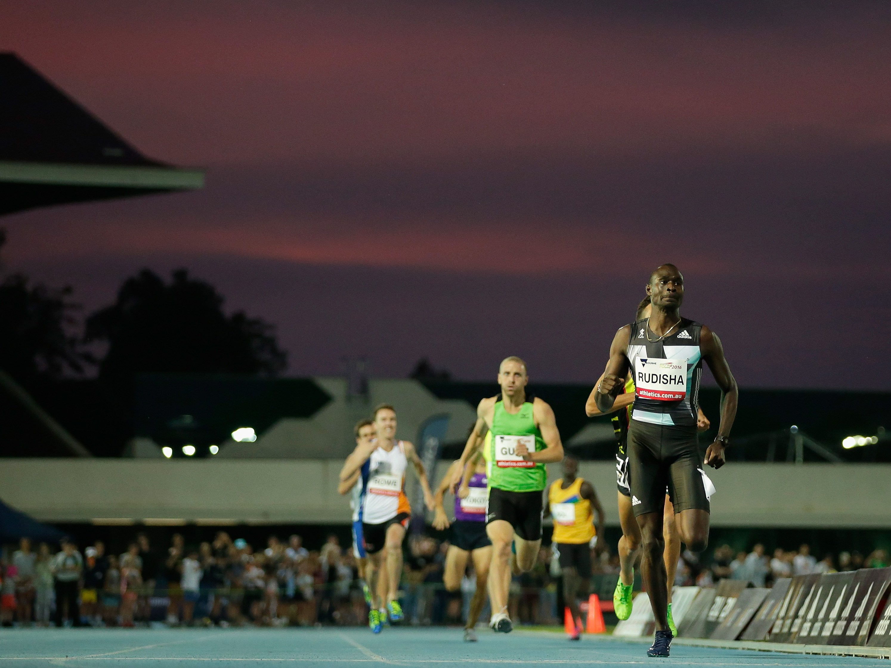 David Rudisha has not shown his dominance of old in recent seasons