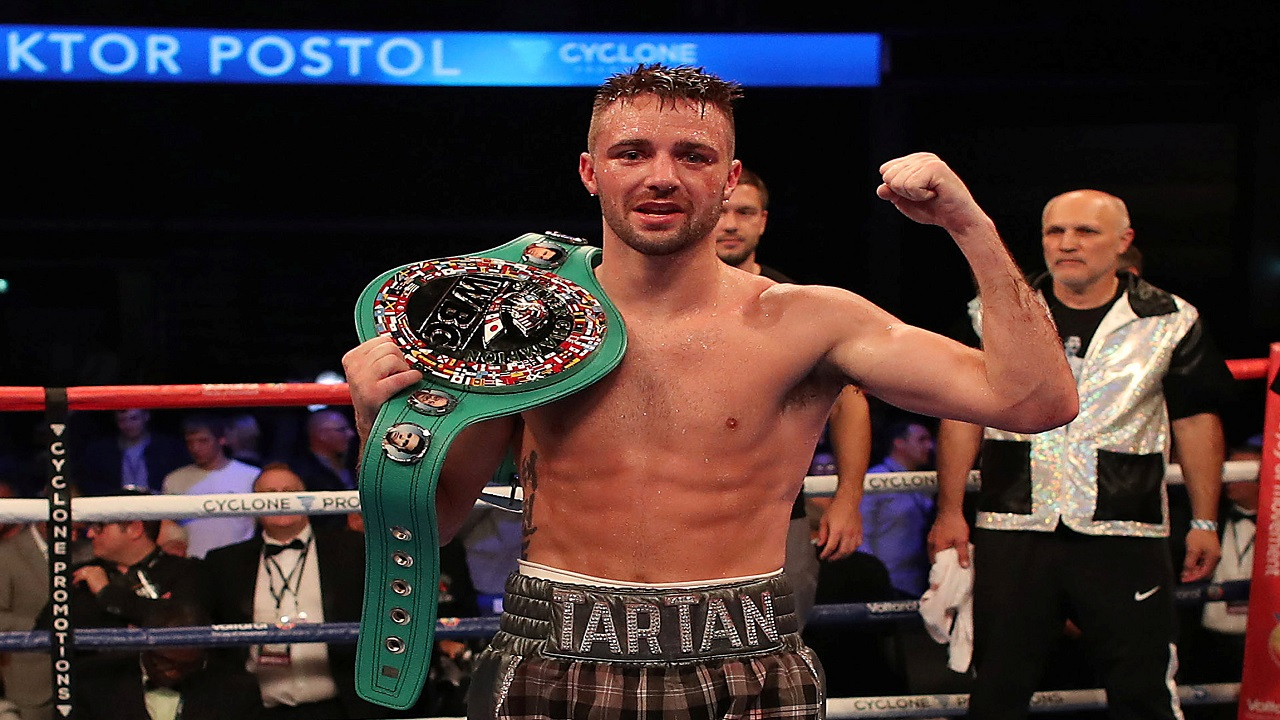 Josh Taylor to continue his progress vs Vazquez with points win