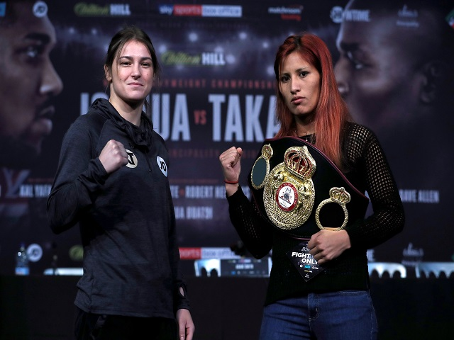 Katie Taylor to prove her point on Saturday
