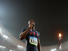 LaShawn Merritt is a [1.56] chance to claim 400m gold, are you a backer or a layer?