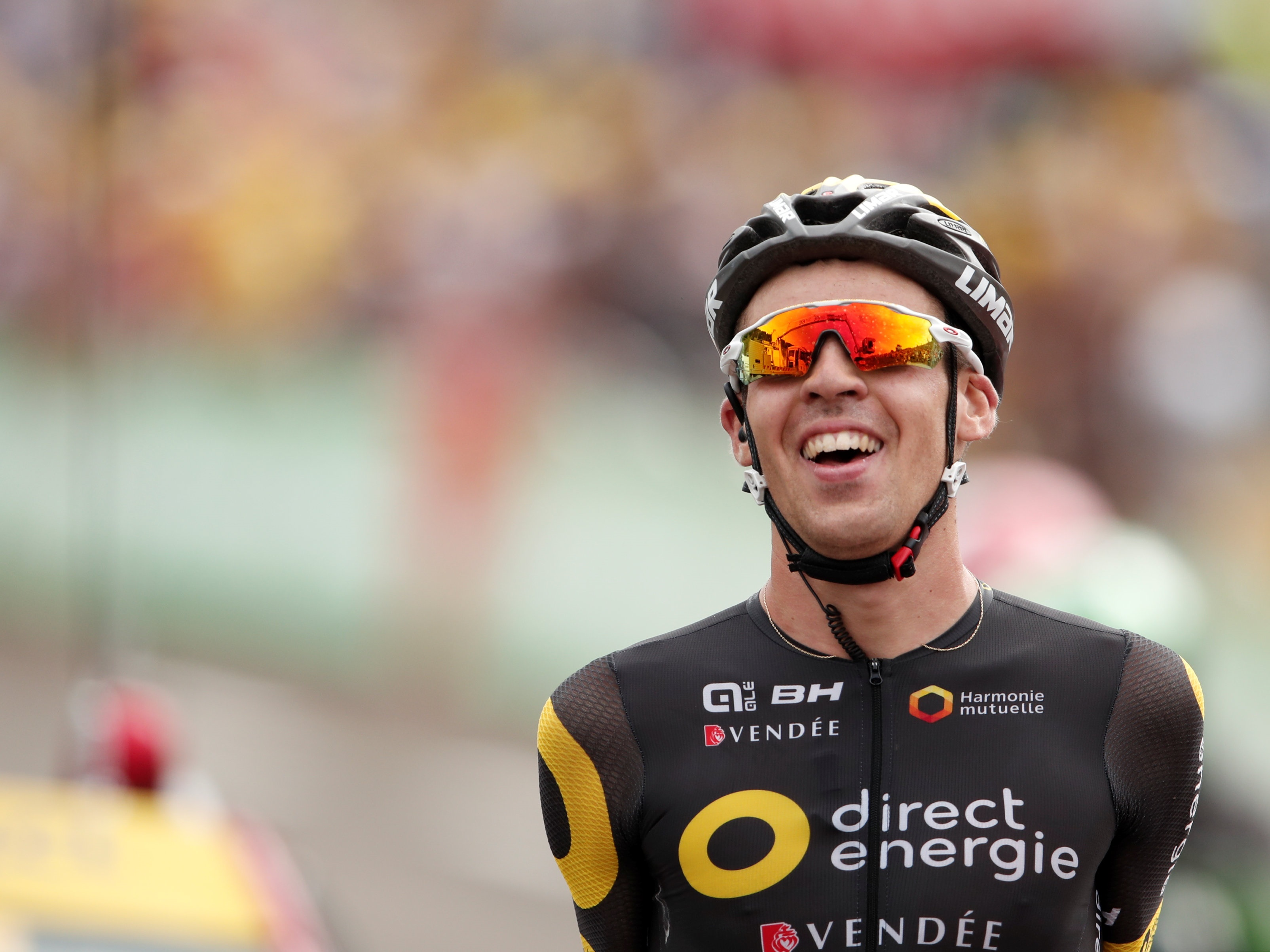 Lillian Calmejane will be looking to repeat his Stage 8 heroics on Bastille Day