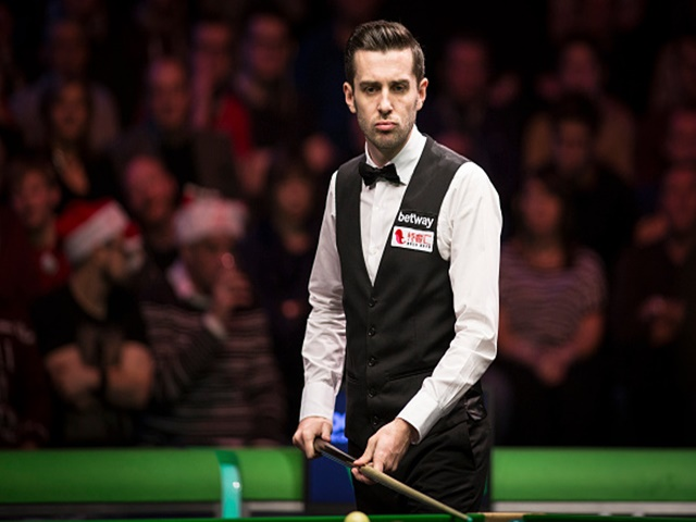 Selby is bidding for a fourth Masters title and the triple crown