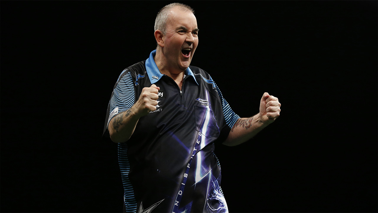 Wayne fancies Phil Taylor to take advantage of an under-performing James Wade