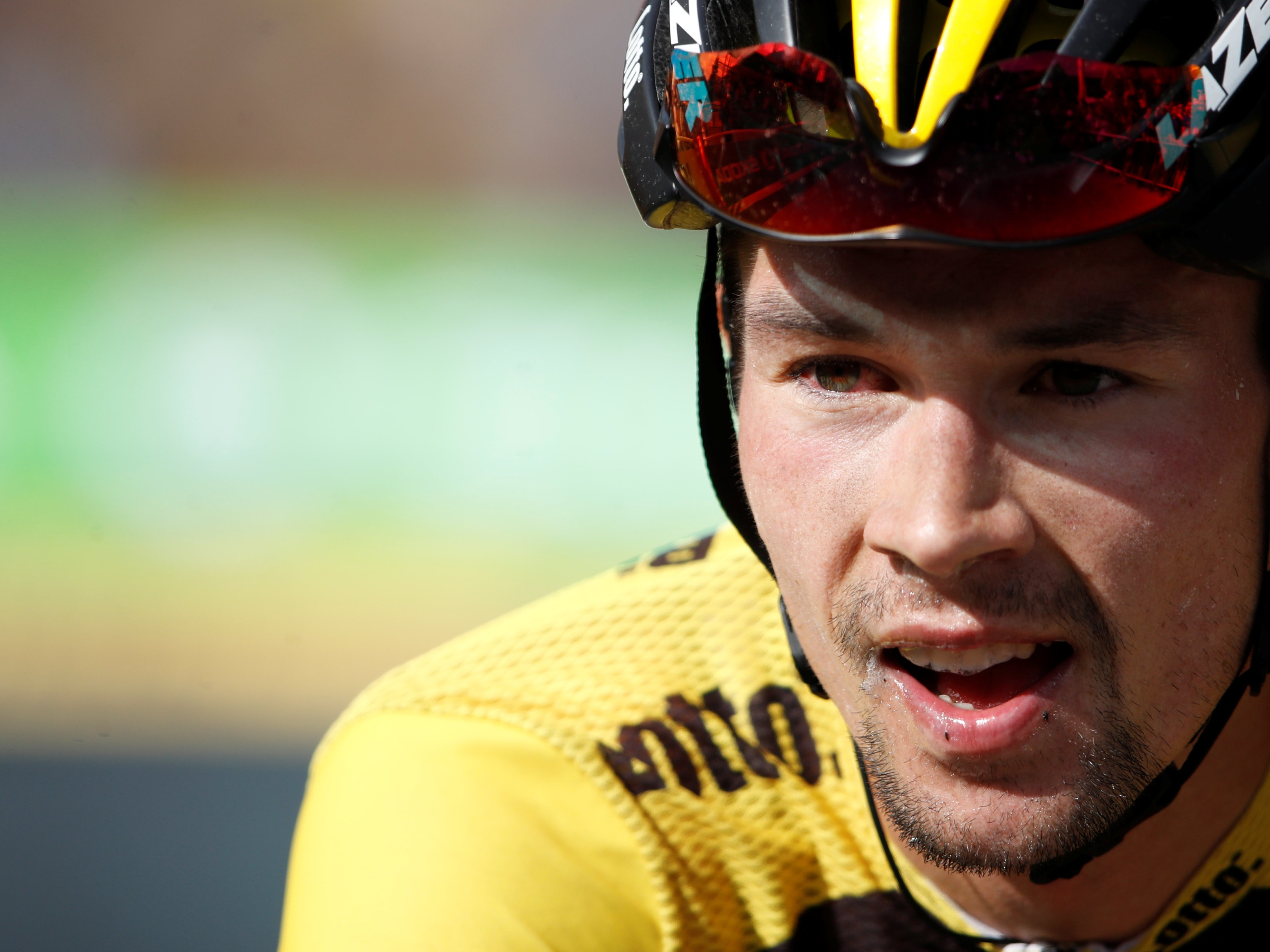 Primoz Roglič already has a stage win to his name and can add the time trial in Marseille
