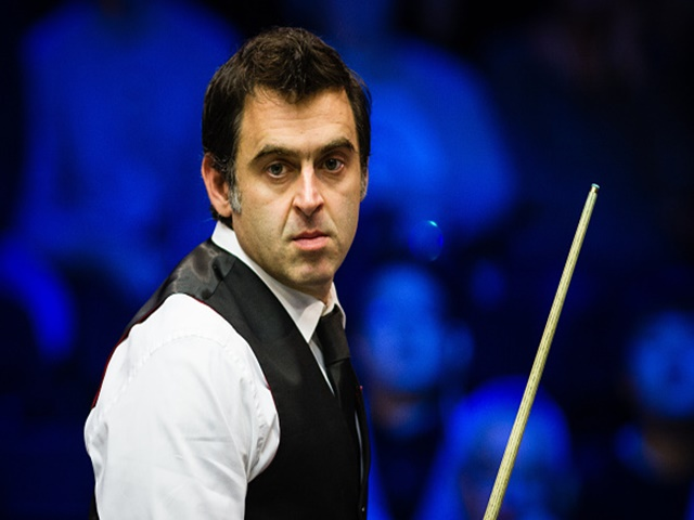 Ronnie's improving form bodes well for the later stages