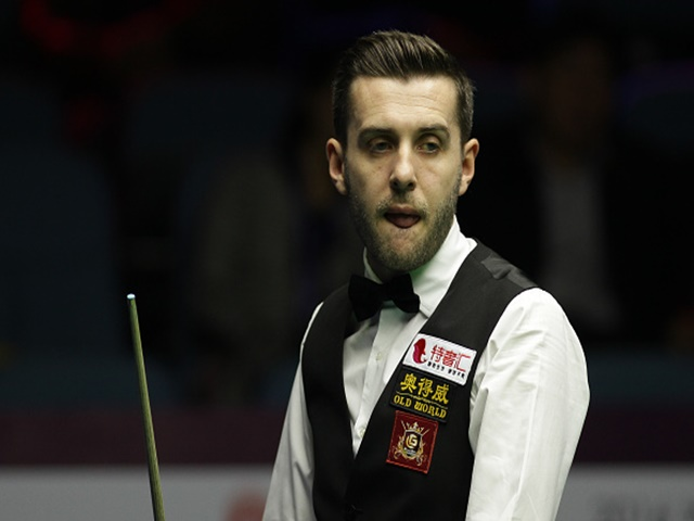 Selby's semi-final against Ding was a true Crucible classic