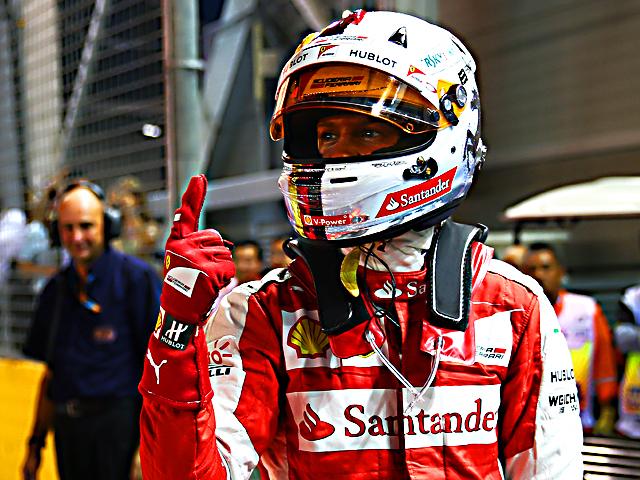 Sebastian Vettel heads to Azerbaijan in confident mood after battling well in Canada