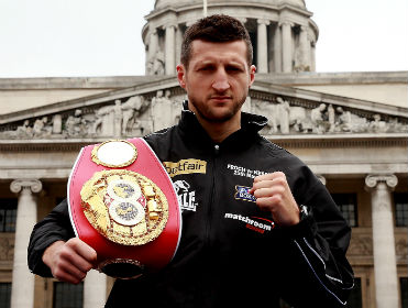 Carl Froch has promised to cause some serious harm to George Groves on Saturday night