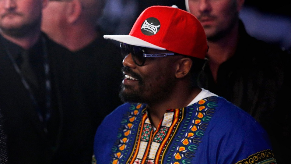 Dereck Chisora is chasing a glamour rematch with Dillian Whyte