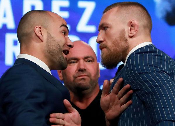 Eddie Alvarez and Conor McGregor will meet in UFC 205