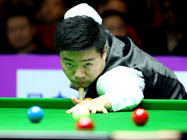 Ding Junhui is playing the best snooker of his career