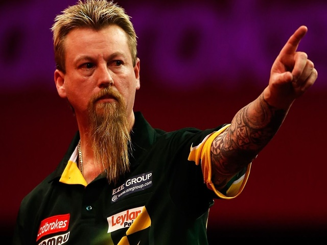 Wayne is 'supremely confident' about Whitlock winning comfortably tonight