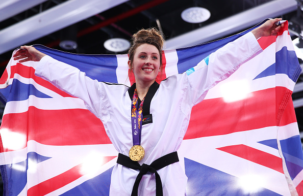 Jade Jones is favourite to defend her Olympic title in Rio