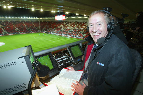 Martin Tyler provides the commentary for FIFA '16