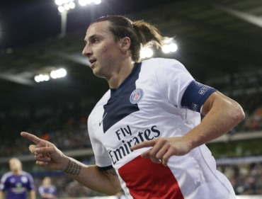 Would Zlatan Ibrahimovic be in your squad of your newly created team?