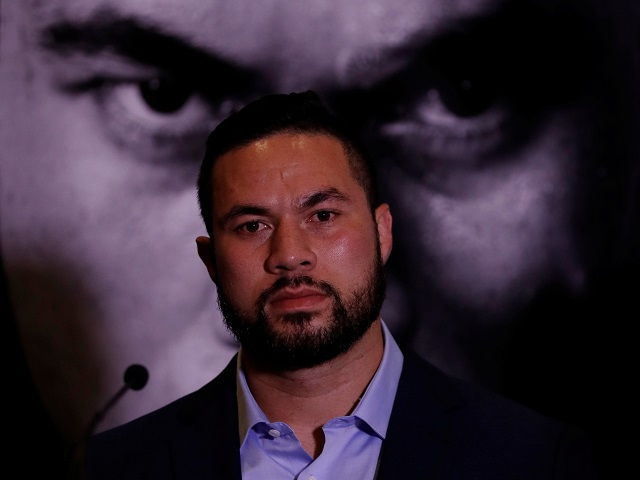 Long way from home - Joseph Parker has only four times fought outside New Zealand