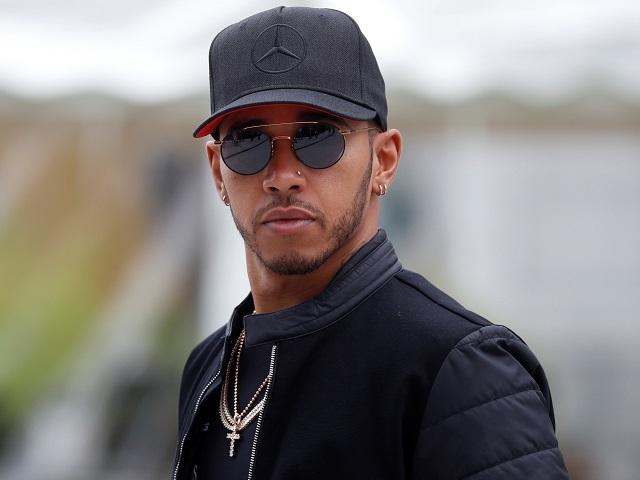 Style icon - Lewis Hamilton loves his fashion