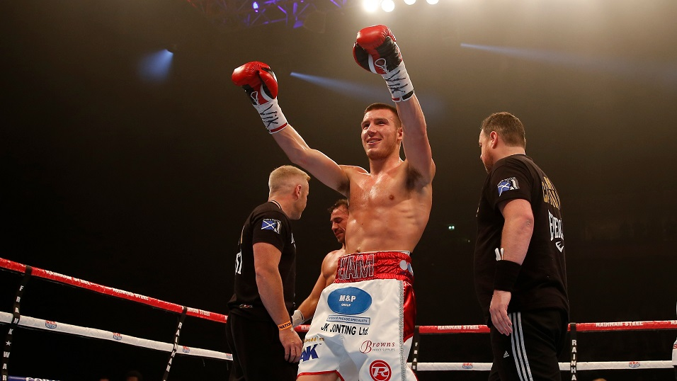 British champion Liam Williams believes he was robbed in his last fight with Liam Smith