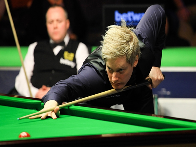 Neil Robertson is tipped to maintain his supremacy over Ali Carter