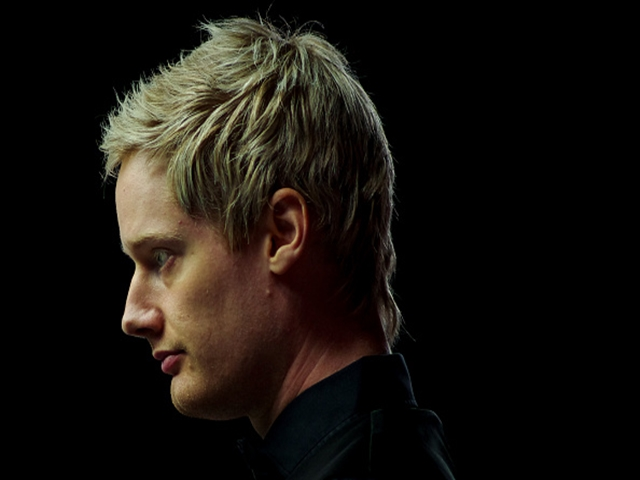 Neil Robertson is rated a value outsider against O'Sullivan