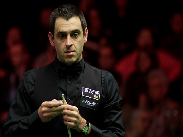 Ronnie is back to his best and well on course for a sixth Masters crown