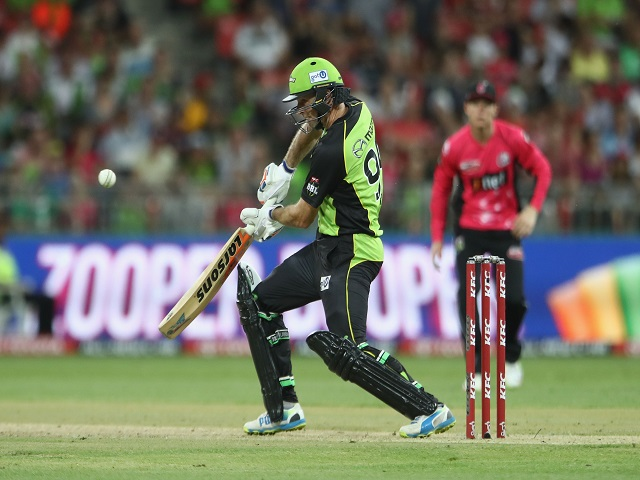 Ben Rohrer is a key batsman for Sydney Thunder in their crucial BBL06 clash with Adelaide on Wednesday