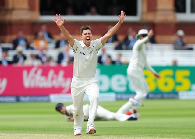Boult is part of a strong Kiwi pace attack