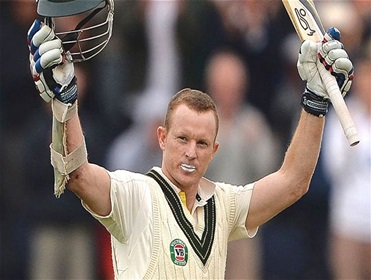 Chris Rogers got a ton at the SCG last year