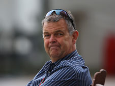 Geoff Miller is chairman of the England selectors