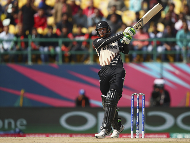 An early assault by Martin Guptill could have a big say on the outcome of the match