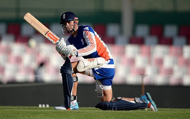 How does Hales fare after a ton?