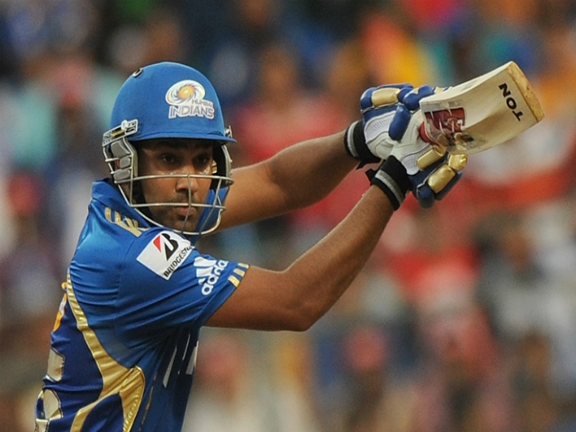Rohit is better batting first