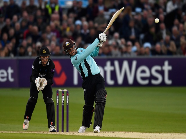 Surrey opener Jason Roy has been in superb form this season