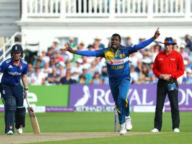 Mathews is key for Sri Lanka