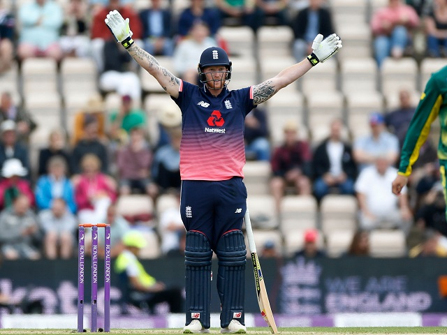 Ben Stokes can turn any match on its head with either bat or ball.