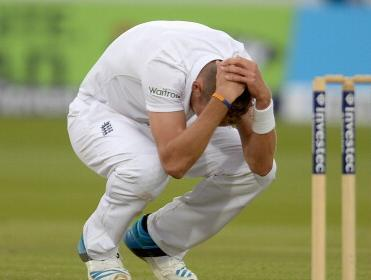 England's bowlers may be frustrated