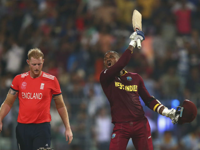 Samuels has found form, unlike most of his team-mates
