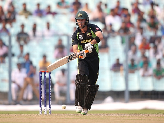 Glenn Maxwell's six-hitting has been the highlight of Punjab's remarkable year