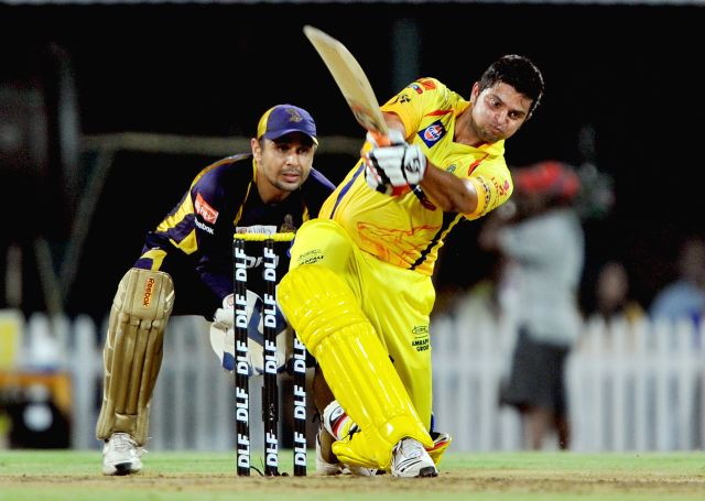Raina is the best value for Lions' top bat