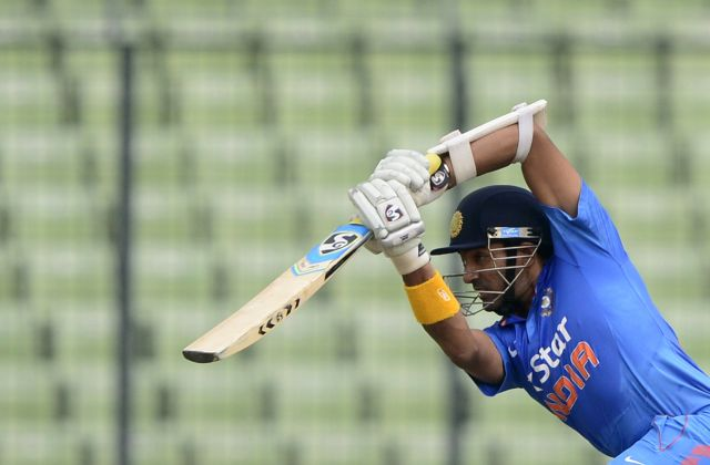 Robin Uthappa may be re-united with Gambhir at the top of the order for this one
