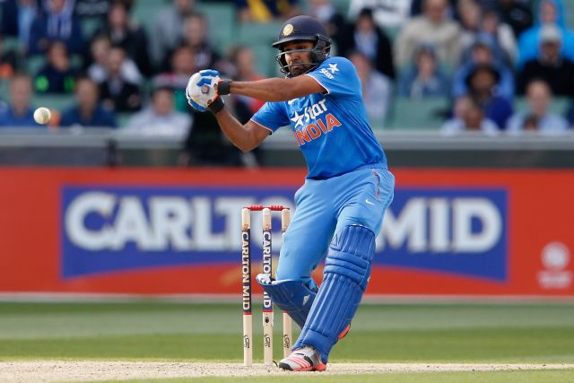 Rohit Sharma is finding form at just the right time.