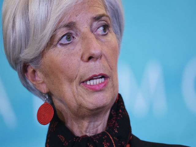 Christine Lagarde didn't sugarcoat her opinions on the EU Referendum.