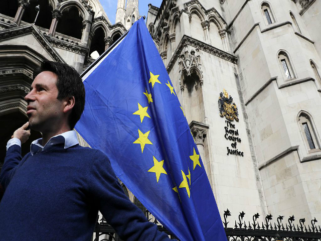 A High Court ruling on Article 50 is due this week