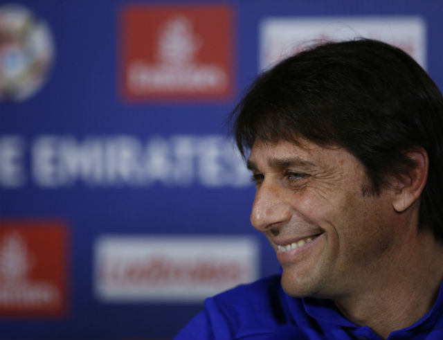 Conte's side are unbeaten in 11 since their blip at White Hart Lane