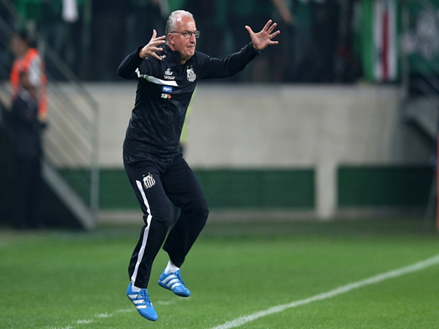 Can Dorival Junior lead his Santos side to a successful season?
