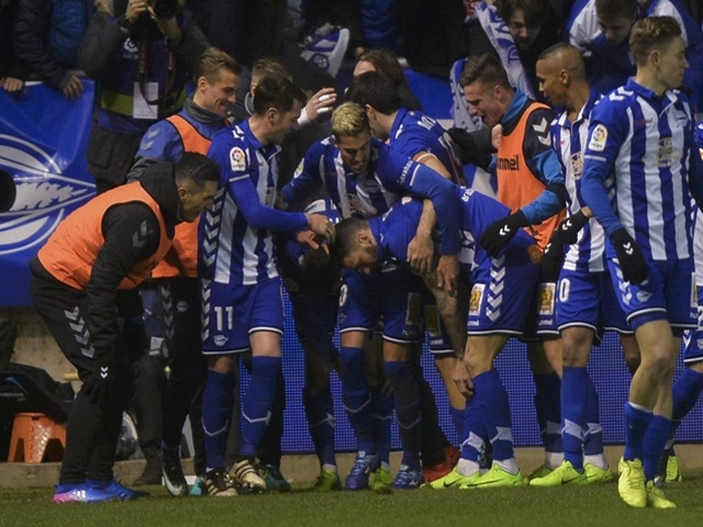 Alaves have held their own since being promoted to La Liga