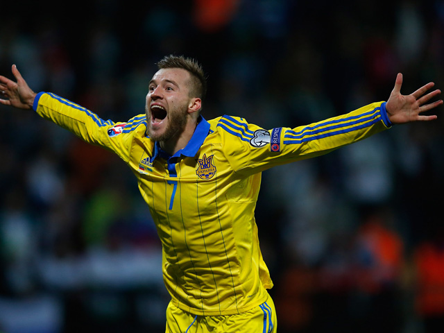 Andriy Yarmolenko is in great form for Ukraine and Borussia Dortmund