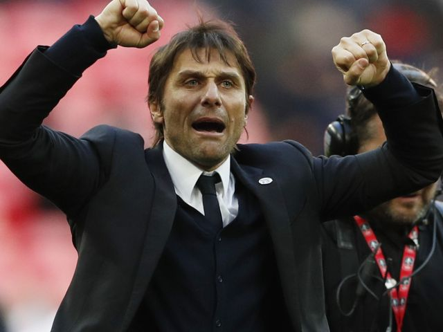 Antonio Conte's Chelsea are facing an Arsenal side in defensive crisis